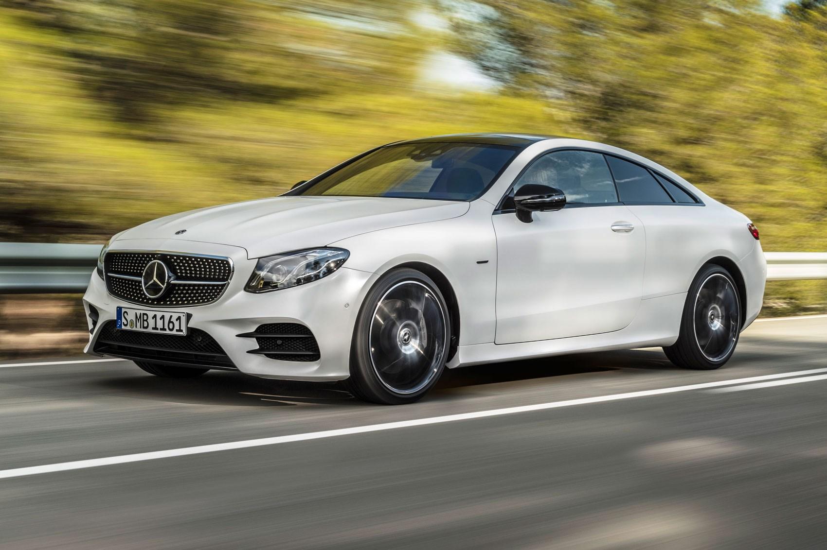 Mercedes-Benz C Class.