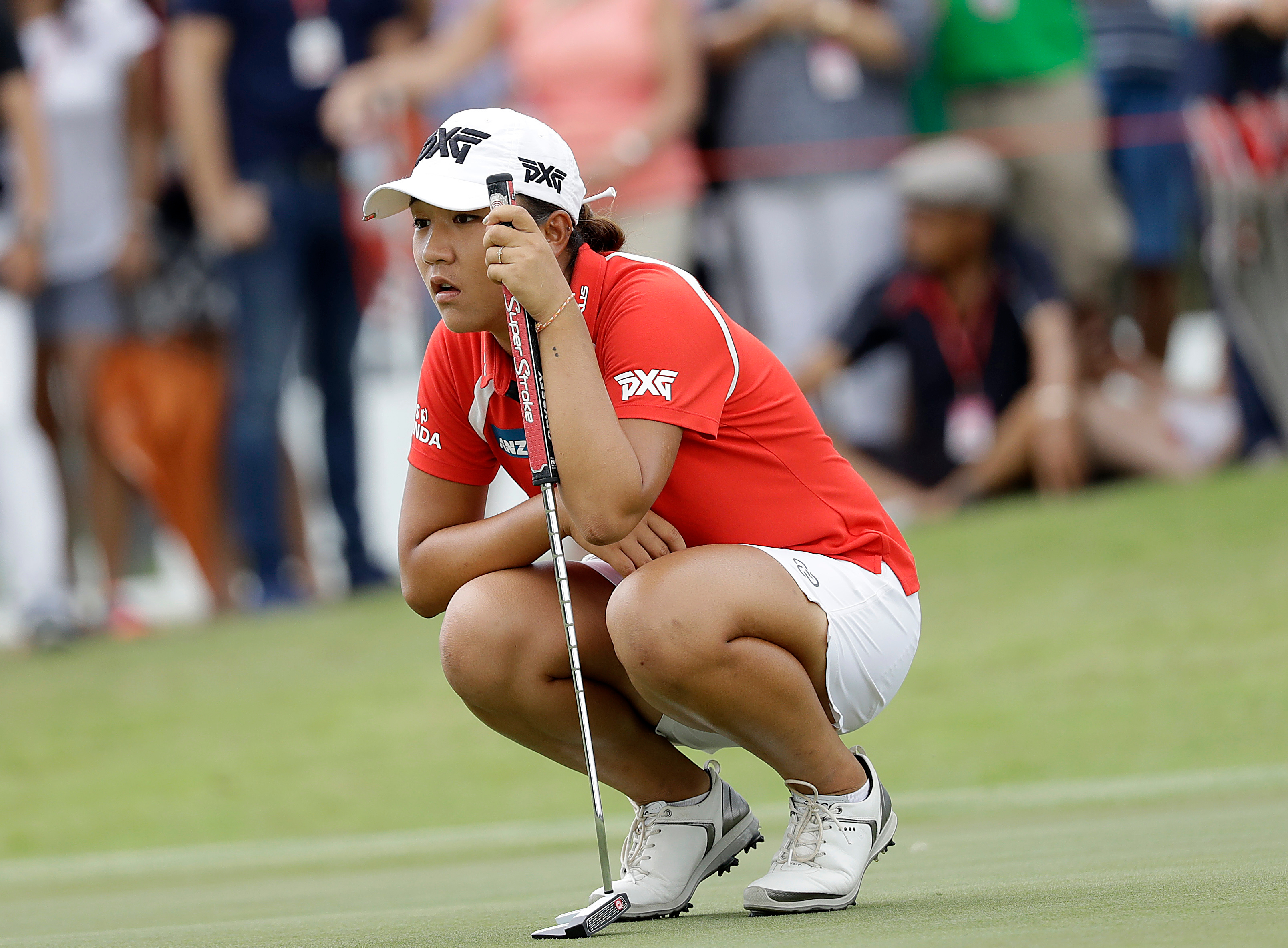 New Zealand's Lydia Kok, the world's No. 1-ranked player, hopes to get back on a winning roll when she returns to the ANA Inspiration this week. (AP Photo/Wong Maye-E)