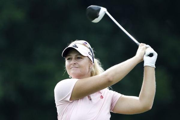 Anna Nordqvist. (AP Photo)