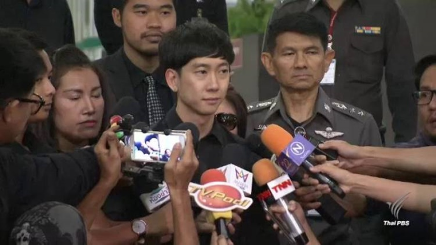 Thailand News 05-03-17 5 PBS Benz Racing to face drug trafficking and money laundering conspiracy charge Monday 1JPG