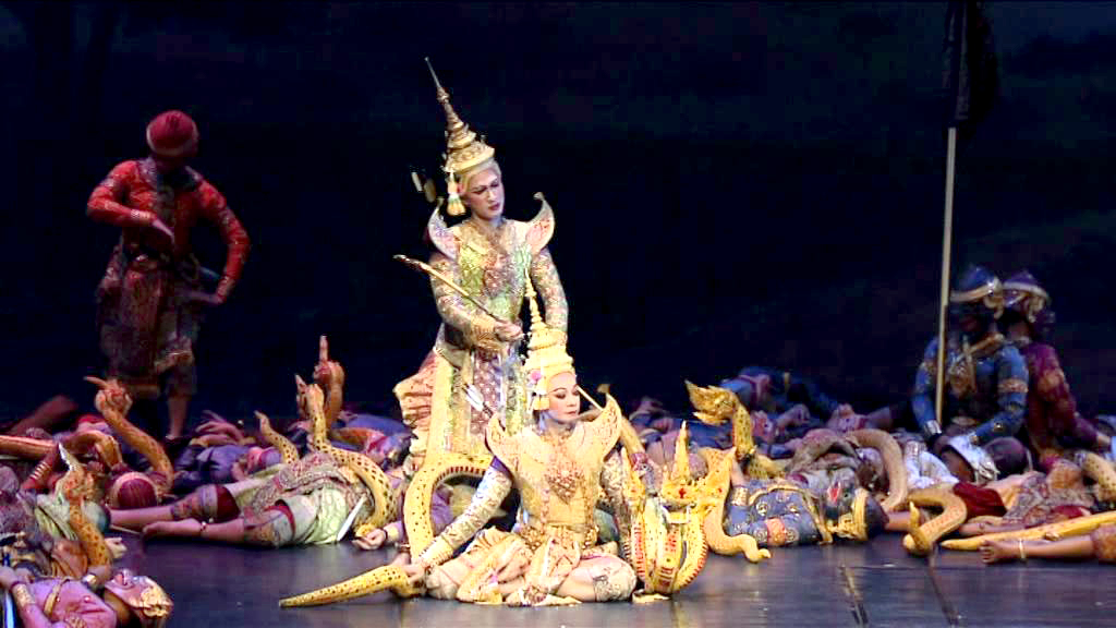 Thailand News 29-03-17 NNT 3 Khon, Thai massage tipped to be held as intangible cultural heritages.1JPG