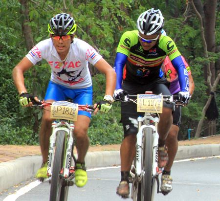 Cyclists will test their riding skills and fitness levels at the Pattaya Mountain Bike Challenge 2017.