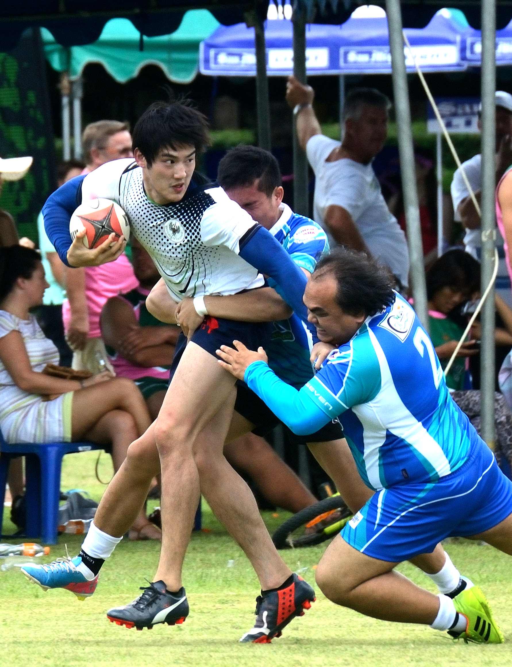 Enjoy some top-class rugby action this weekend at the Chris Kays Memorial Rugby Tournament, being held at Horseshoe Point in Pattaya from April 29-30.