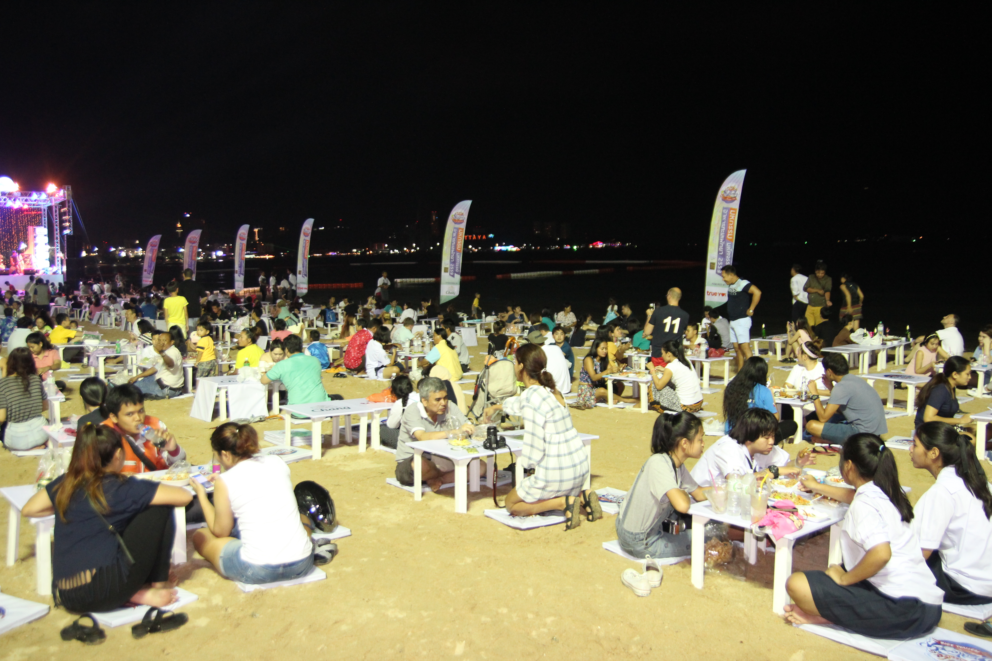 It will be all-you-can-eat seafood on Beach Road May 5-7 as the Amazing Seafood Festival returns to Pattaya.