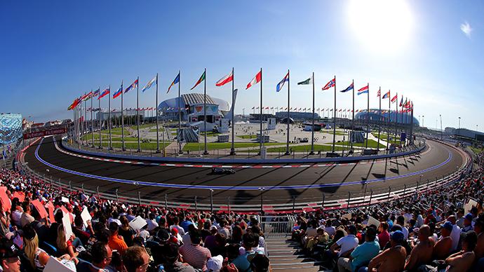 Sochi F1.