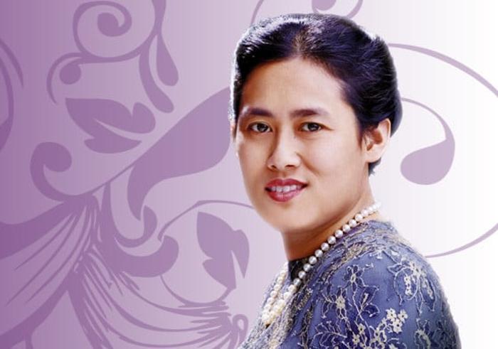 HRH Princess Maha Chakri Sirindhorn.