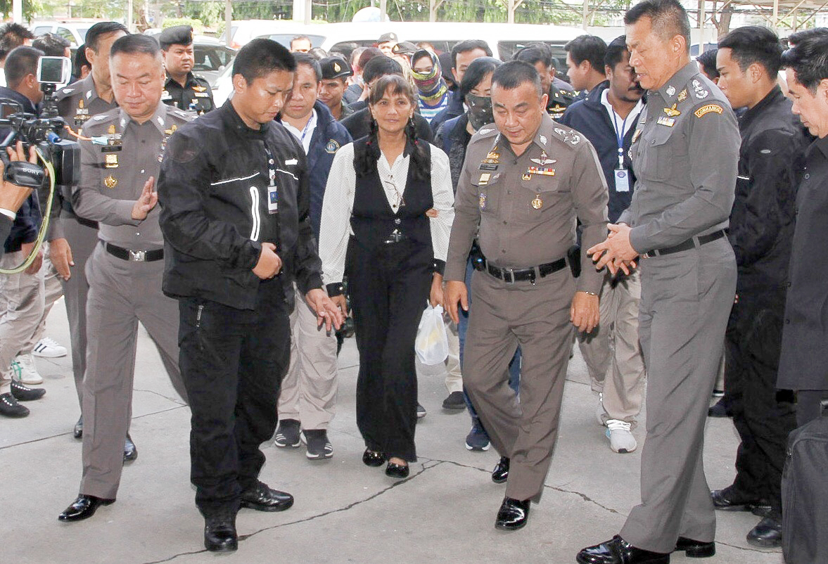 Thailand News - 20-04-17 1 NNT All suspects in 50 mil baht travel scam deny charges