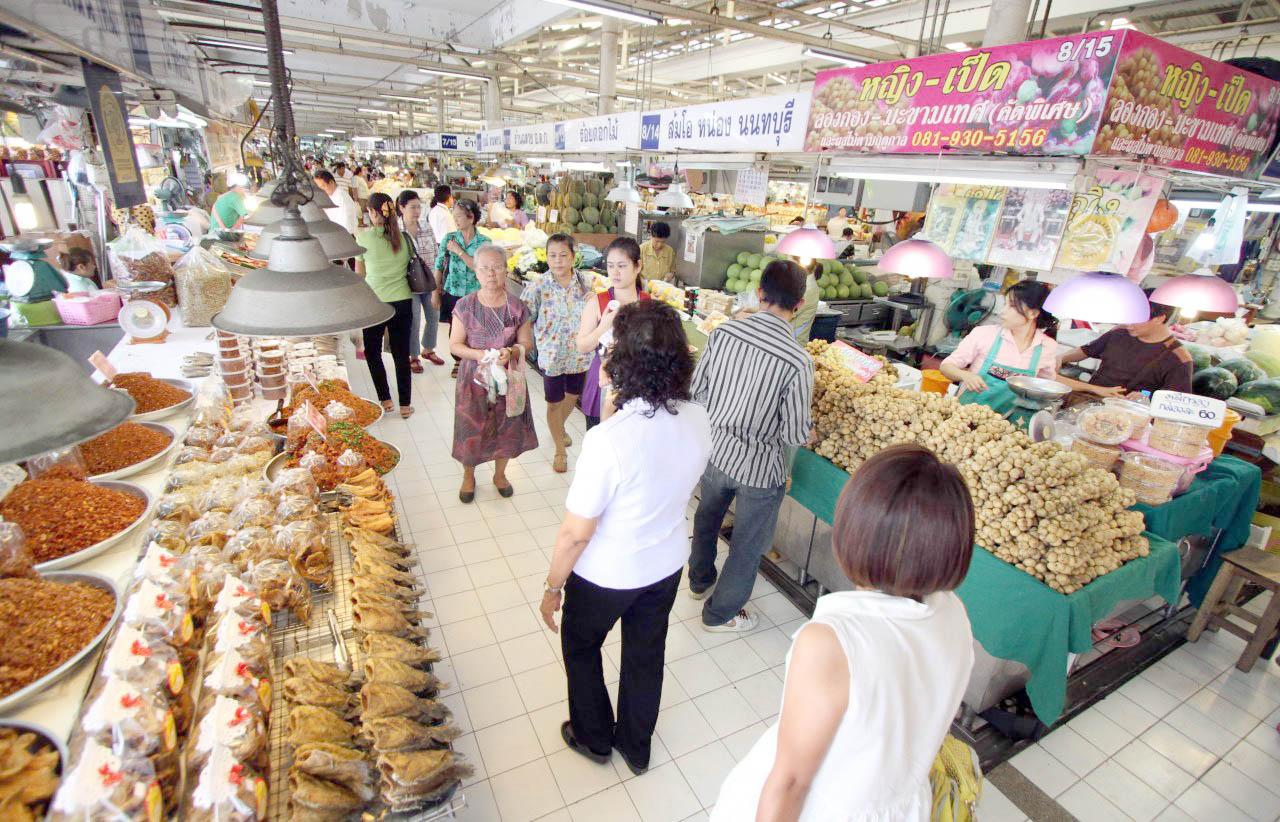 Thailand News - 21-04-17 3 NNT Thailand's Or Tor Kor Market in CNN's top 10 best fresh markets in the world 1JPG