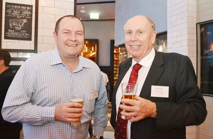 Brendan Cunningham and Bill Craig.