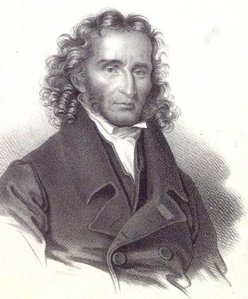 Niccolò Paganini.