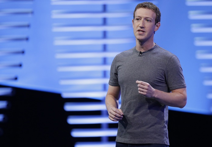 In a blog post Wednesday, May 3, 2017, Zuckerberg said that Facebook will hire another 3,000 people to review videos of crime and suicides following murders shown live. (AP Photo/Eric Risberg, File)