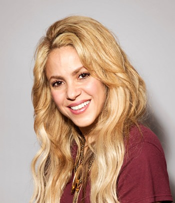 Colombian singer Shakira. (Photo by Victoria WIll/Invision/AP)