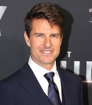 Tom Cruise. (AP Photo/Rick Rycroft)