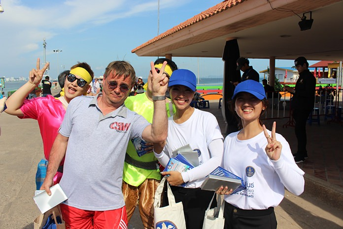 Tourists give their vote of support for the hard work and friendly service the Tourism and Sports Ministry is doing.