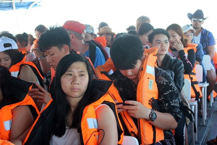 The Safety and Security Standards Division stressed that wearing life vests when travelling by boat ensures the safety of all passengers.