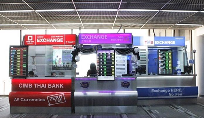 Bank Of Thailand Rela Regulations On Foreign Exchange