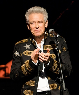 Adam Clayton is seen at The 13th Annual MusiCares MAP Fund Benefit Concert at The Playstation Theater on Monday, June 26, in New York (Photo by Michael Zorn/Invision/AP)