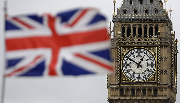 """According to a statement released from the House of Commons Saturday June 24, British officials are investigating an alleged cyberattack on the country's Parliament after discovering """"unauthorized attempts to access parliamentary user accounts."""" (AP Photo/Matt Dunham, FILE)"""