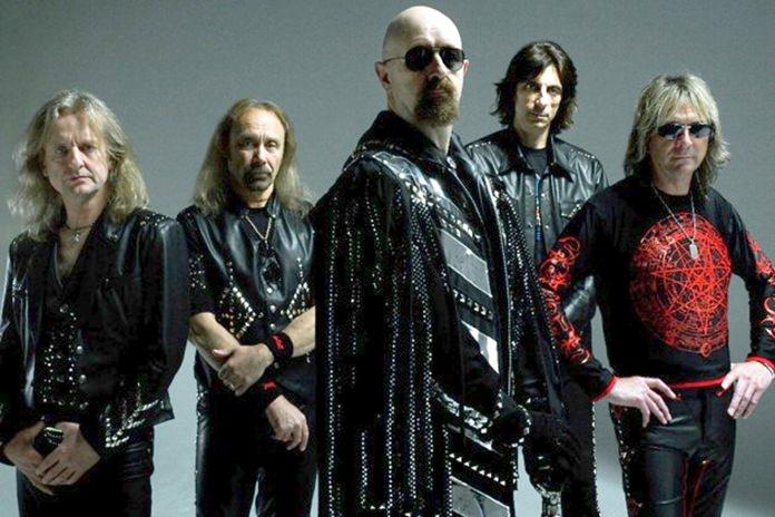 British heavy rockers Judas Priest.