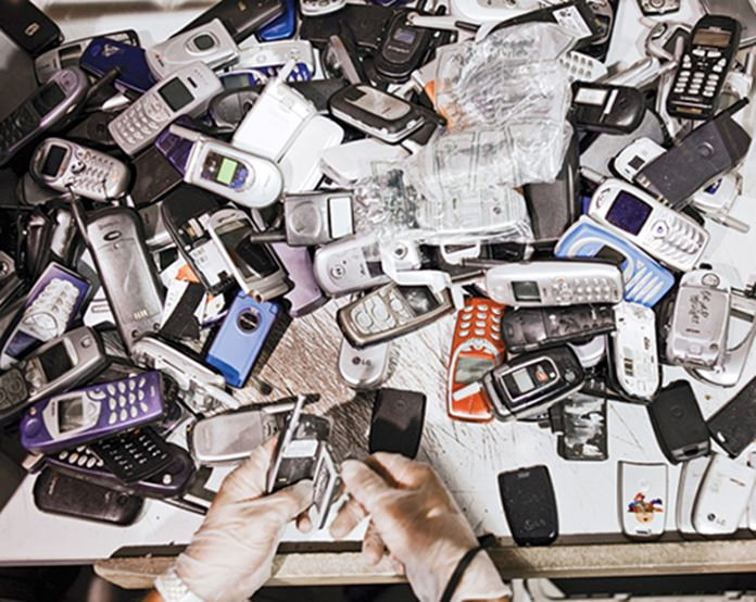 Donate your old mobile phone for charity - Pattaya Mail