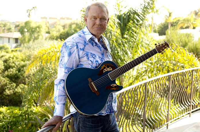 Musician Glen Campbell is shown in this July 27, 2011 file photo. (AP Photo/Matt Sayles)