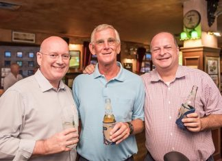 Networking regulars Graham Macdonald, Jerry Stewart and Greg Watkins join the After Hours.
