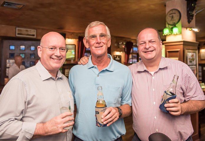 Networking regulars Graham Macdonald, Jerry Stewart and Greg Watkins join the After Hours.