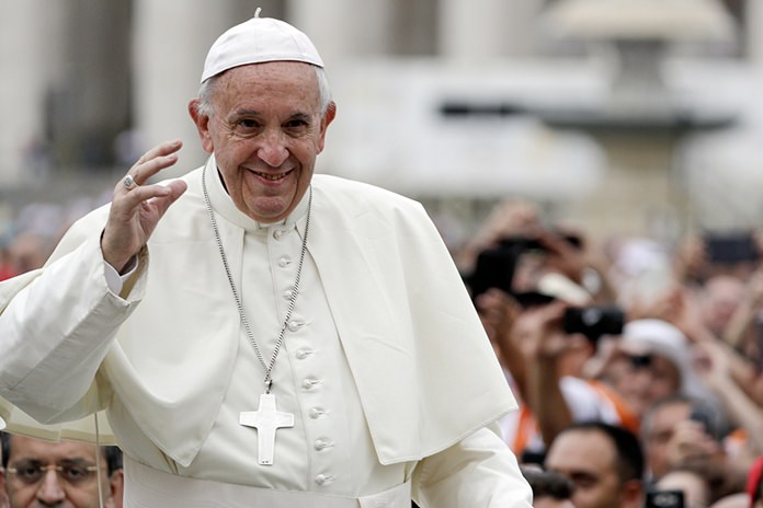 Pope Francis has ordered a Belgian Catholic charity to stop offering euthanasia in its psychiatric hospitals. (AP Photo/Andrew Medichini, file)