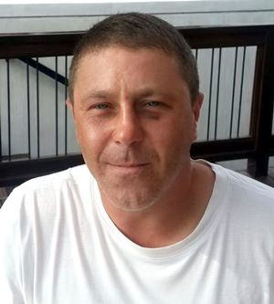 Craig Robson.