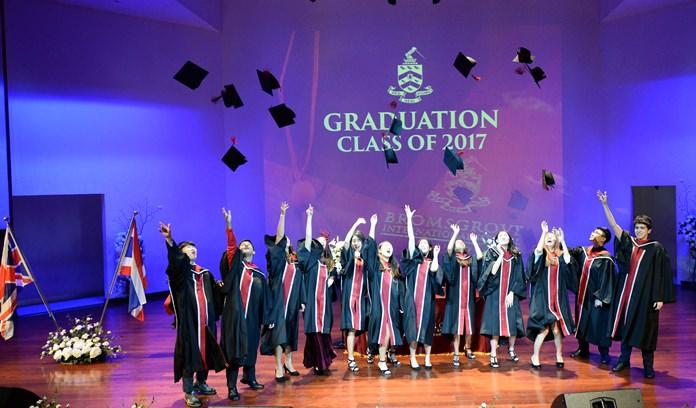 Congratulations Class of 2017.