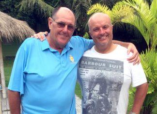 Dave Smith & Stan Smith.