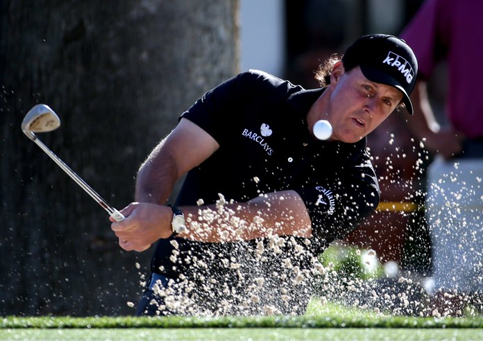 Phil Mickelson. (AP Photo/file)
