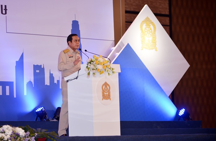 Prime Minister Prayut Chan-o-cha said Thailand will work to boost educational quality in border and remote regions as well as target skills training to make the government's Eastern Economic Corridor project a reality.
