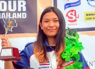 Regents' student and upcoming jet-ski star Jet.