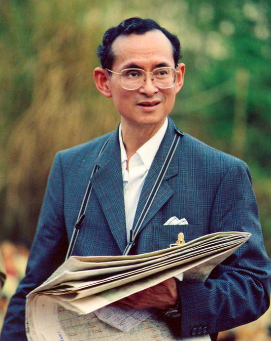 His Majesty King Bhumibol Adulyadej 5 December 1927 - 13 October 2016