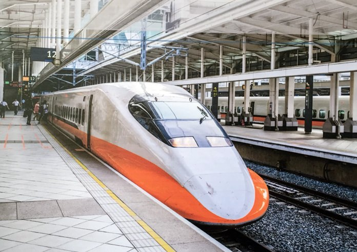 State Railway of Thailand officials took the wraps off their preliminary environmental report on the proposed high-speed train line linking Pattaya with the region's three main airports.