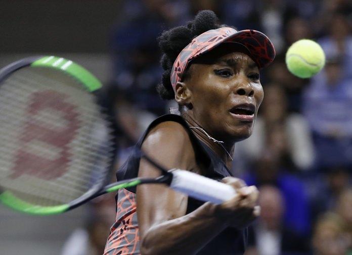 Venus Williams. (AP Photo)