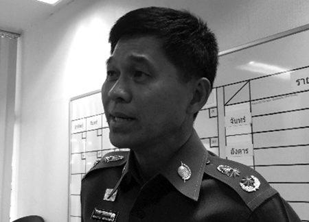 Pol Maj Gen. Thawatchai Mekprasertkul