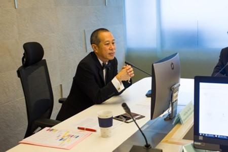 FPO Director Suwich Rojanawanich.