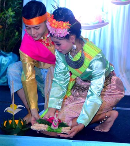 Loy Krathong is Friday, November 3, and since the official mourning period is over, invite your girlfriend, boyfriend, family members and/or significant other to buy or create a krathong, then visit the nearest seashore, lake or river and float away your worries.