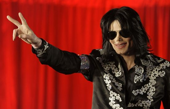 Pop icon Michael Jackson is shown in this March 5, 2009 file photo. (AP Photo/Joel Ryan)