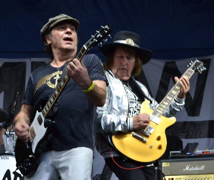 Slade brought the house down on Day 3 of the New Day Festival.