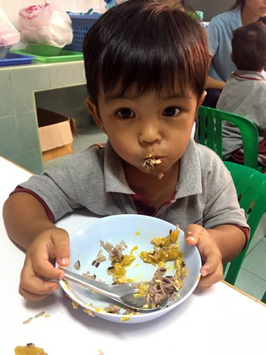 This year the children and students of Pattaya once again need your help to make sure they have enough to eat.