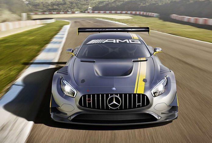 Mercedes-AMG GT3.