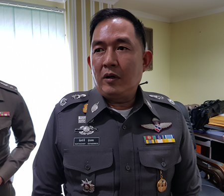 Pol. Maj. Gen. Nuntachart Supamongkol of the Chonburi Provincial Police said more than 300 police officers were deployed to provide security during the just-completed International Fleet Review.