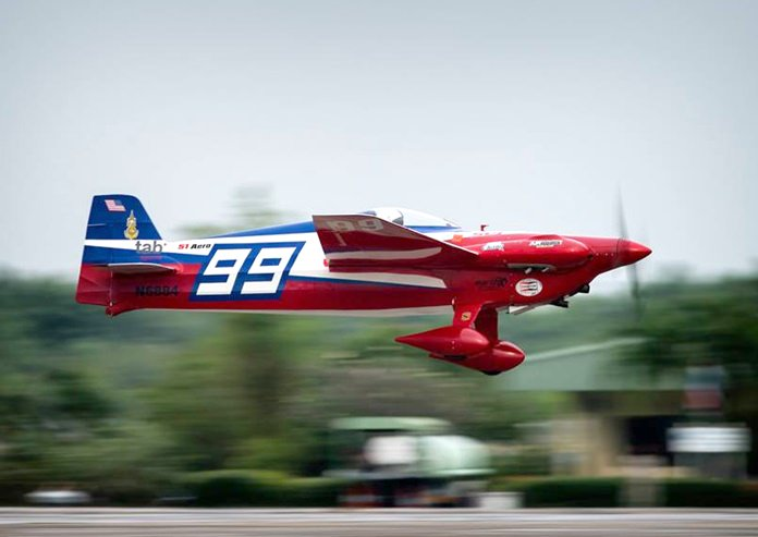 American Tim Cone was crowned overall champion at the Air Race 1 World Cup Thailand, held at U-Tapao Naval Air Base, near Pattaya from November 17-19. Cone dominated the final in his Grove-Winged Cassutt racer to win the World Cup Gold class. Air Race 1 is known as formula one for air racing, with up to eight aircraft at a time racing competitively against each other while reaching speeds of more than 450 kilometers per hour only meters from the ground. Organizers now hope the Air Race 1 series can become a permanent fixture on the Thai sporting calendar.