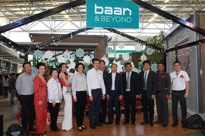 Baan & Beyond opens in Pattaya - Pattaya Mail