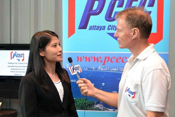 PCEC Member Ren Lexander interviews Dr. Pantalee Chuensampan after her presentation on Adrenal Fatigue. The video can be seen at: https://www.youtube.com/watch?v=t5gRkxl-3Qk