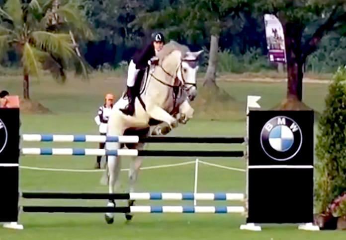The FEI Asia Continental Eventing Championship 2017 took place from 7 – 10 December at the Thai Polo & Equestrian Club in Pattaya.
