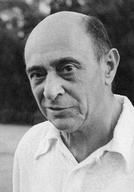 Arnold Schoenberg in 1940.